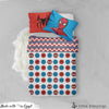 Super Heros (Spiderman) Bed Set