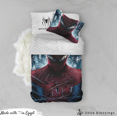 Spiderman Bed Set