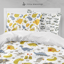 Dino Bed Set