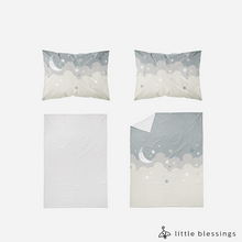 Moon & Stars Bed Set