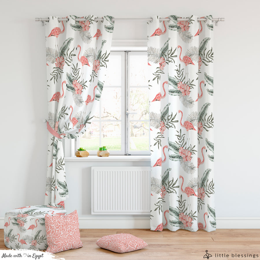 Flamingos Room Set
