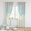 Moon and Stars Room Curtains