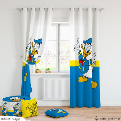 Donald Duck Room Curtains