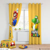 Super Mario Room Curtains