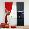 Cars Room Curtains