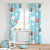 Disney Dumbo Room Curtains & Puffs