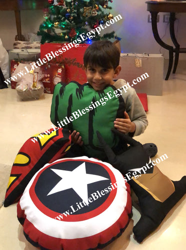 Super heroes Cushion