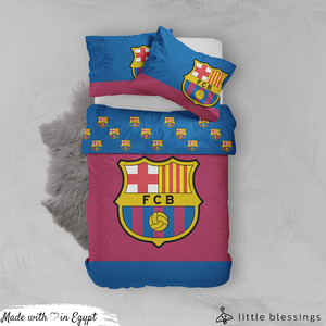 FC Barcelona Bed Set 🇪🇸