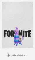 Fortnite Llama Bed Set