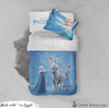 Frozen Bed Set