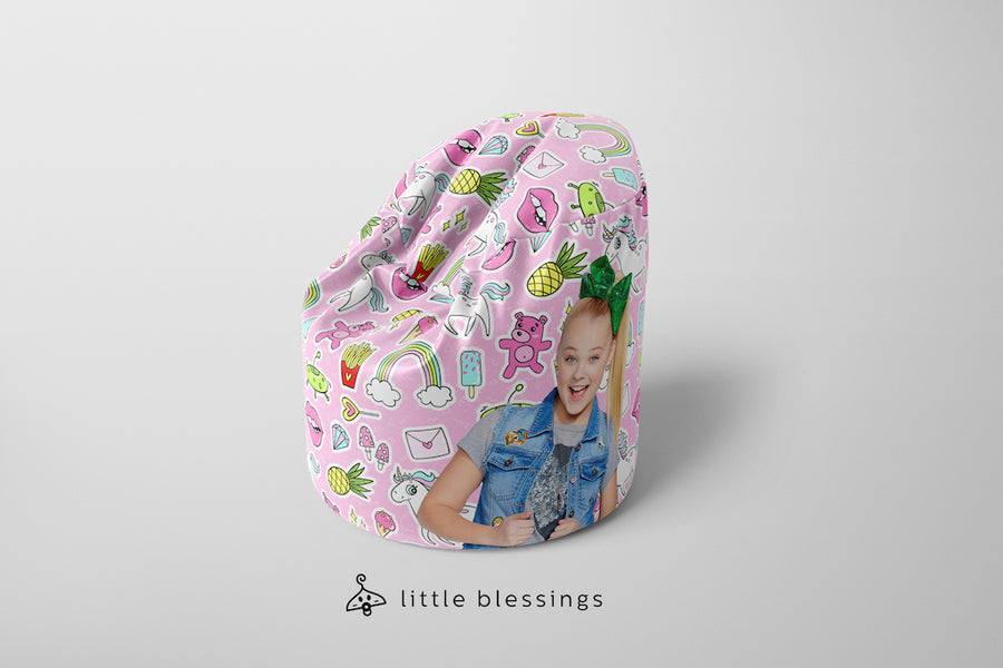 Jojo Siwa Bean Bag
