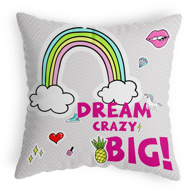Jojo Siwa Dream BIG Cushion