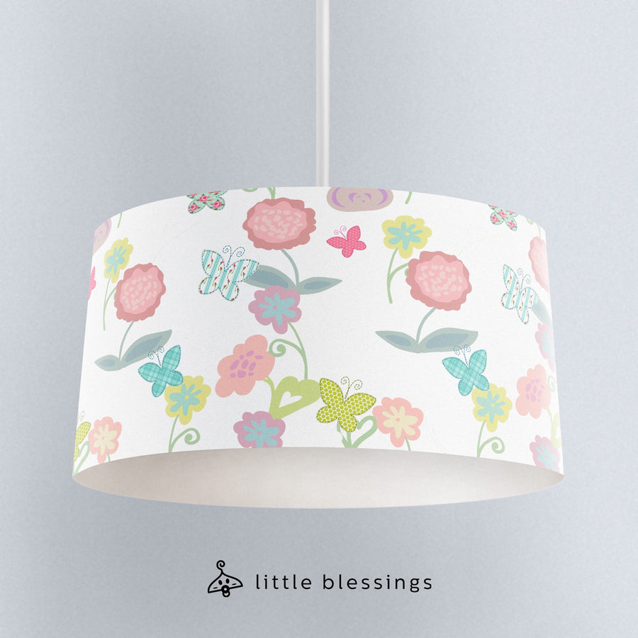 Flowers & Butterflies Ceiling Lighting