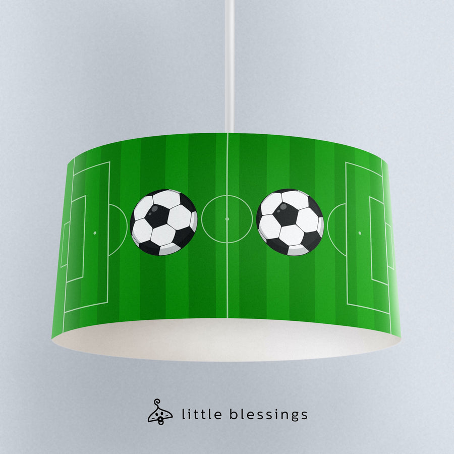 Football Pitch Ceiling Lighting