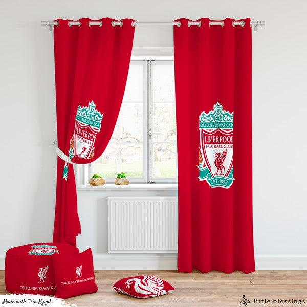 Liverpool Room Curtains