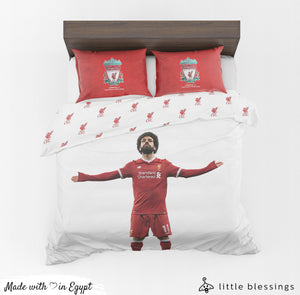 Liverpool Mohamed Salah Bed Set 🇬🇧