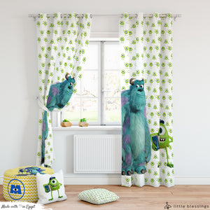 Monsters Inc Room Set