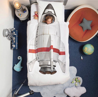 NASA Space Bed Set