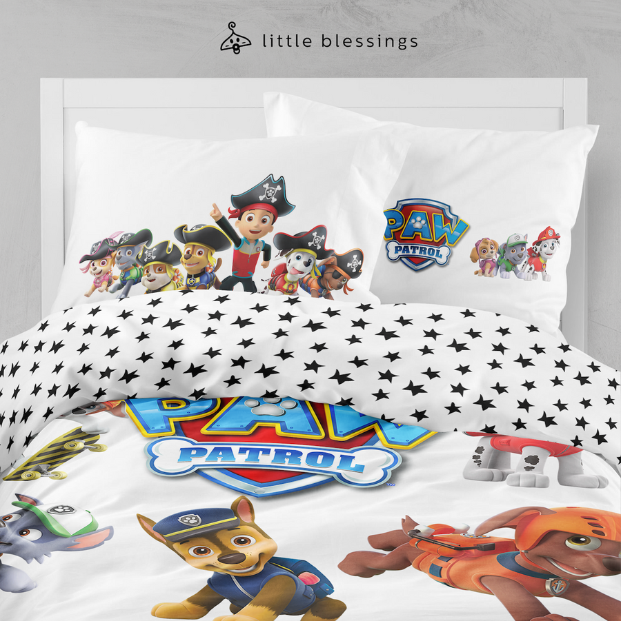 Paw Patrol Reloaded Bed Set
