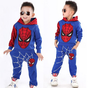 Spider-Man Sports suit 2 pieces set for Boys