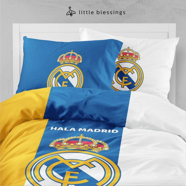 Real Madrid Bed Set