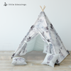 Cloud Friends Teepee