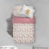 Gingerbread Man Bed Set