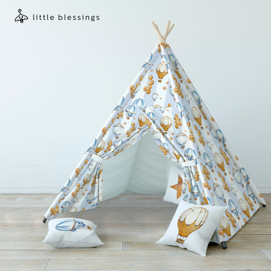 Air Balloons Teepee