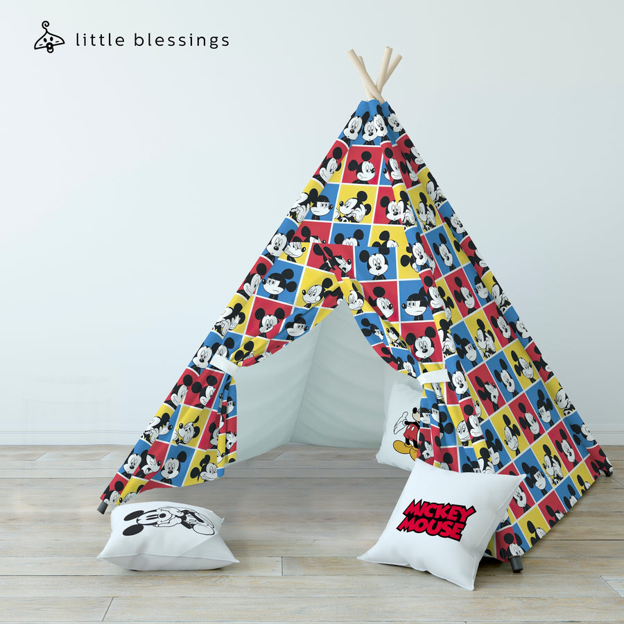 Mickey Pop Art Teepee