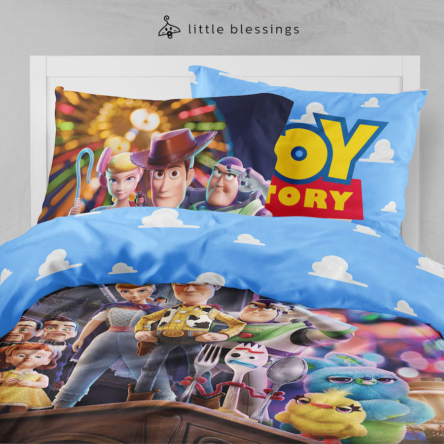 Toy Story Bed Set