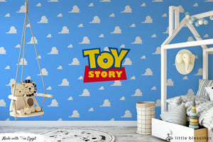 Toy Story Logo Wallpaper