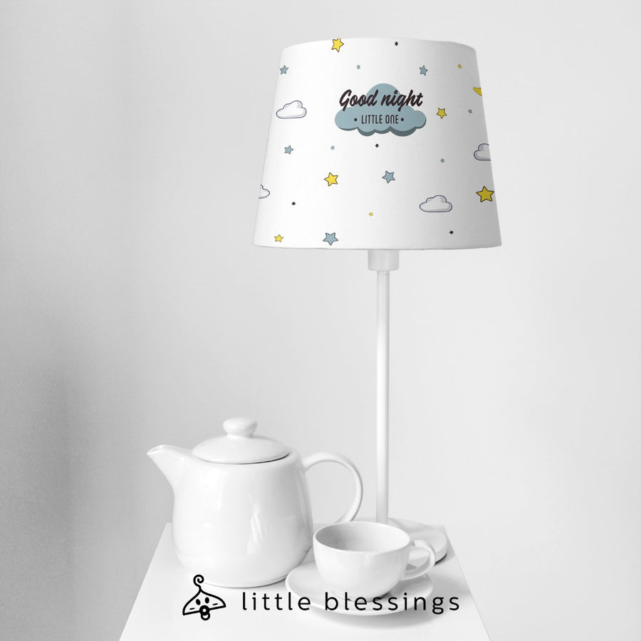 Good Night Little One Bedside Lamp