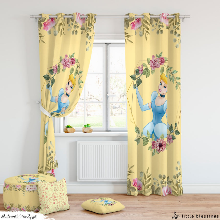 Cinderella Curtains