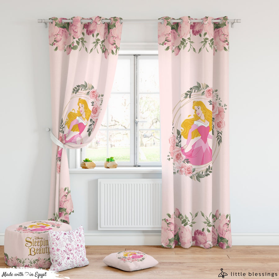 Sleeping Beauty Curtains