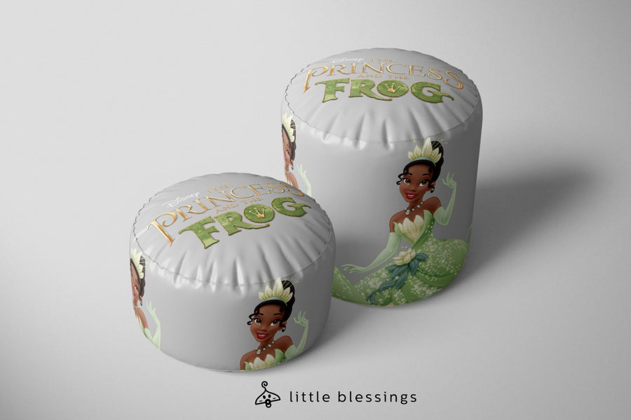 Princess Frog Puffs