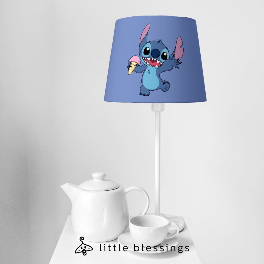 Stitch Side Lamp