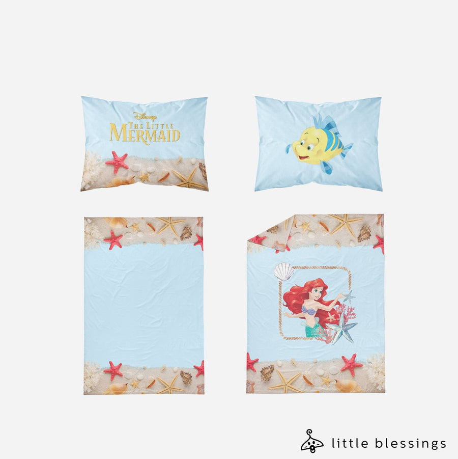 The Little Mermaid Bed Set