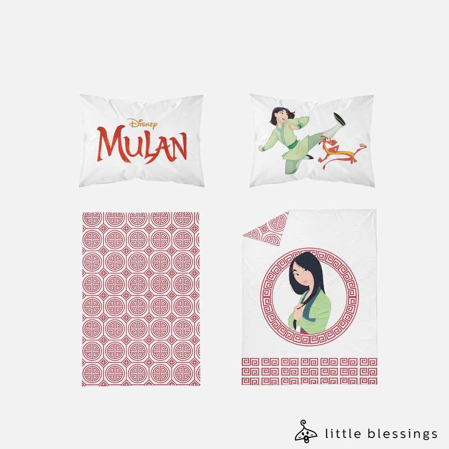 Mulan Bed Set