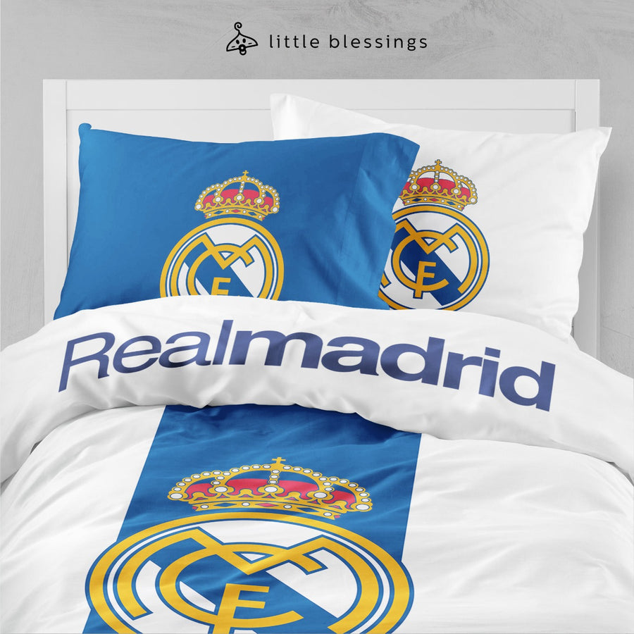 Real Madrid (NEW) Bed Set