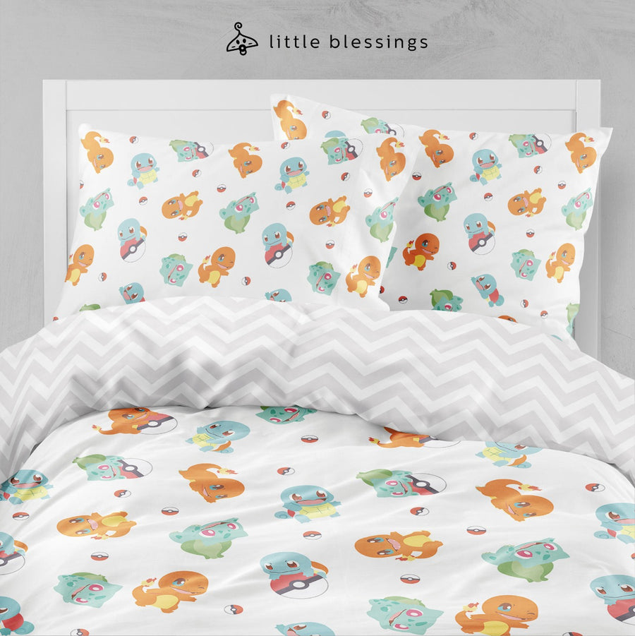 Pokémon (NEW) Bed Set