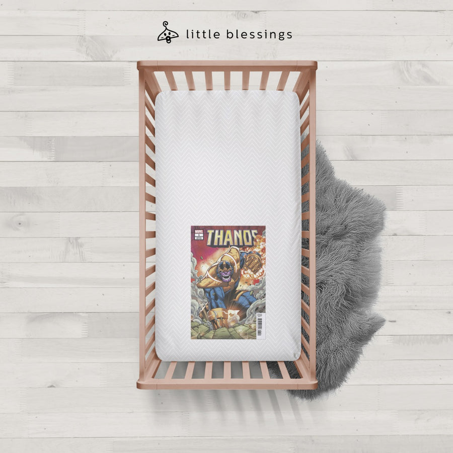 Thanos Baby Bed Set