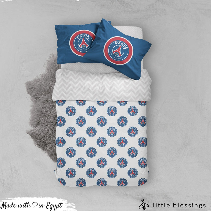 Paris Saint-Germain (NEW) Bed Set