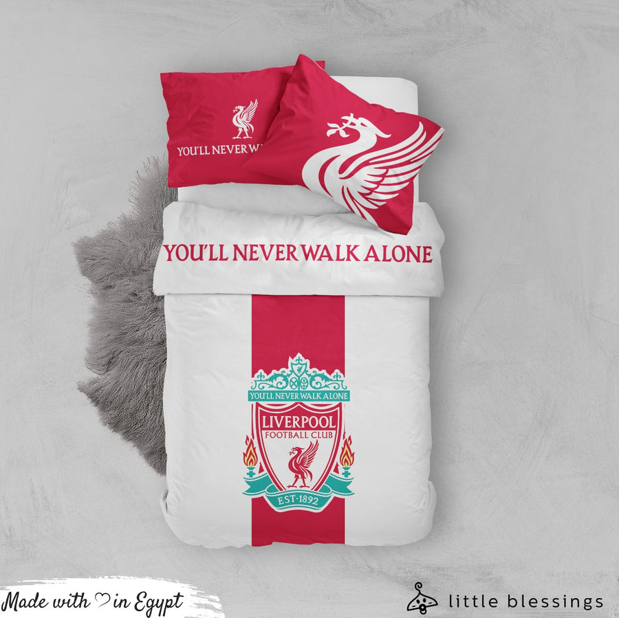 Liverpool Bed Set