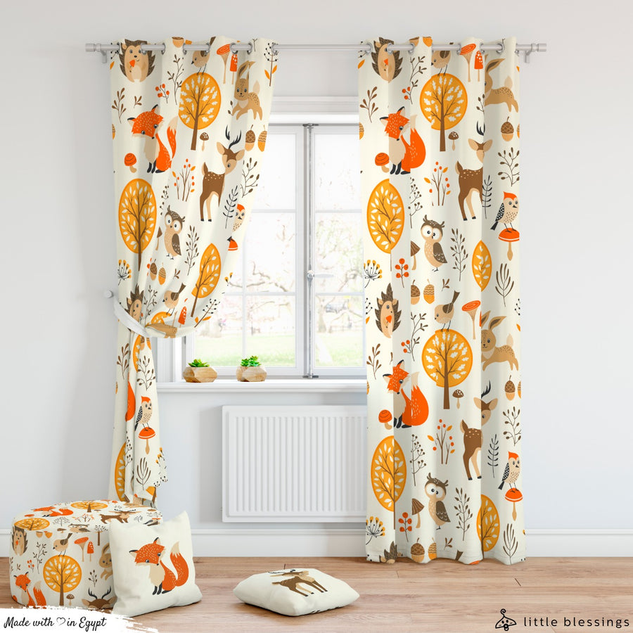 Autumn 2020 Curtain