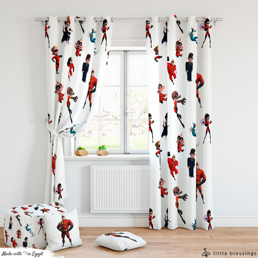 Incredibles Curtain