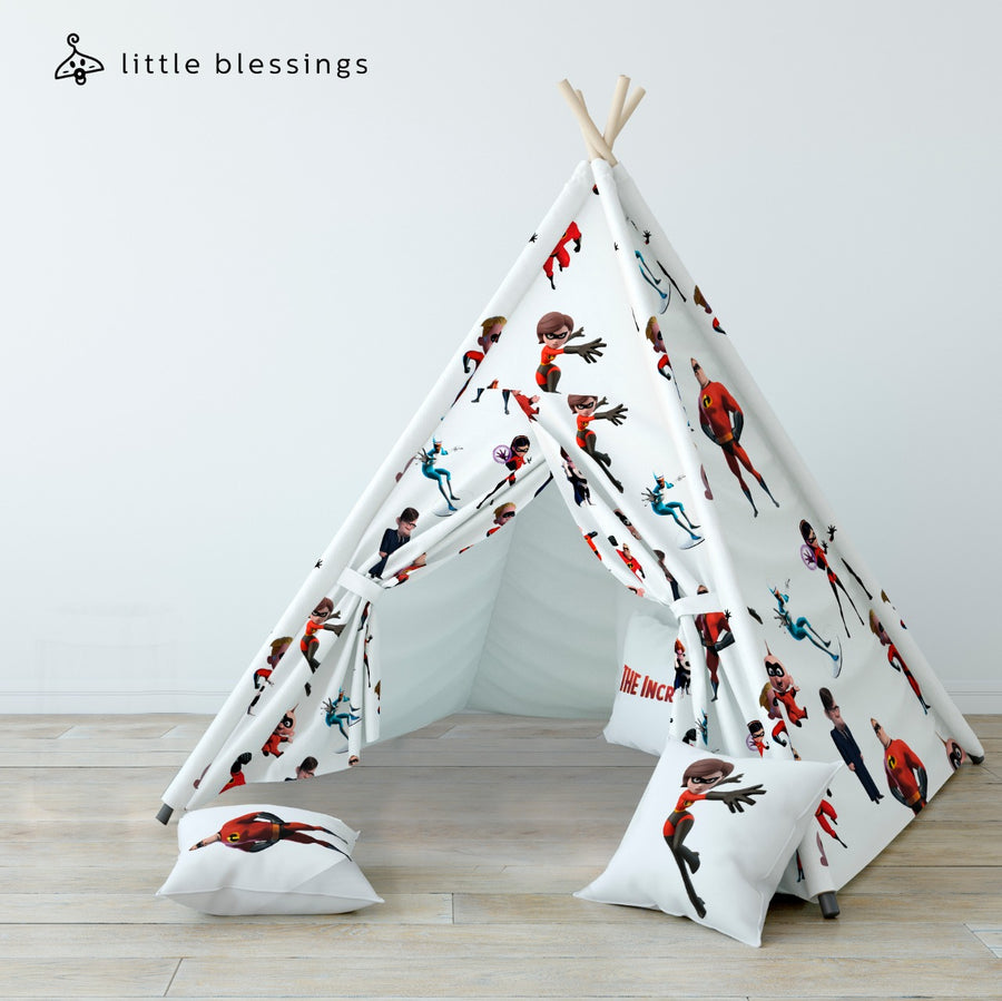 Incredibles Teepee