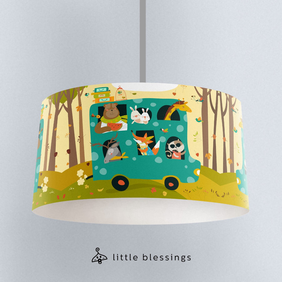 Animals Bus Ceiling Lighting