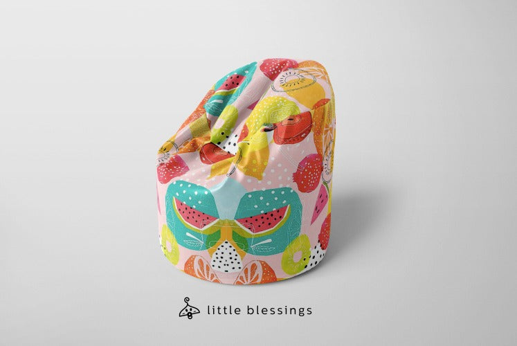 Tutti Fruiti Bean Bag