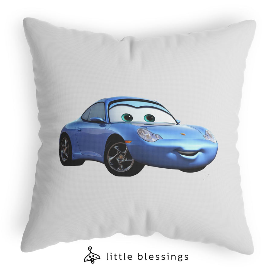 Disney Cars Cushion (Blue Car)