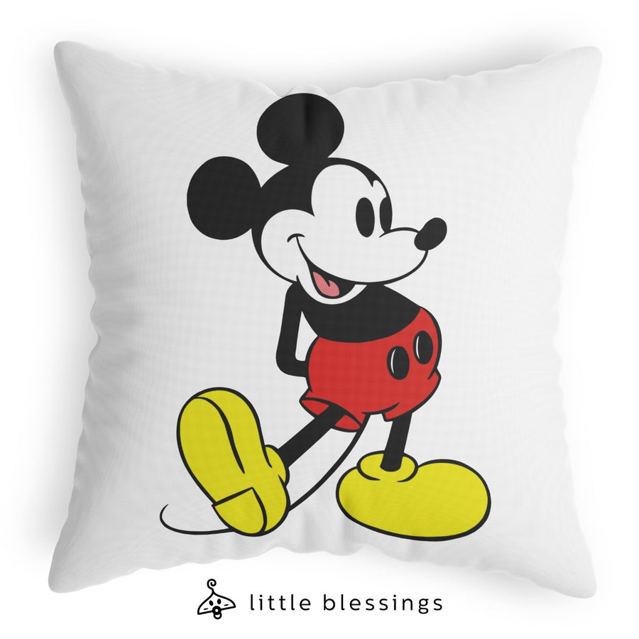Vintage Mickey Mouse Cushion